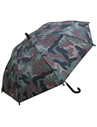 RainStoppers W104CHCAMO Boy's Printed, 34-Inch (Camouflage)
