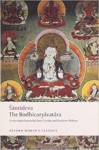 Crosby Skilton Bodhicaryavatara cover art