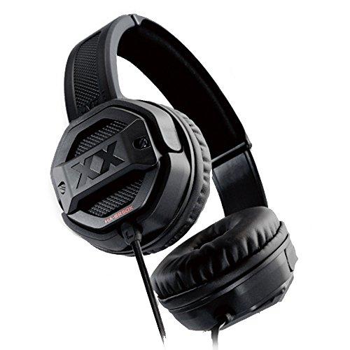JVC HASR50X XX Xtreme Bass Headset, Black (Jvc Xtreme Xplosives Xx Ha Mr60x Headset)