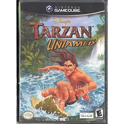 Tarzan Untamed for Nintendo