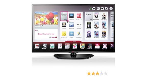 LG 42LN5708 LED TV - Televisor LCD de 42