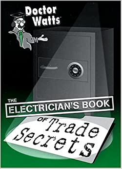 Book Dr. Watts Electrician's Book of Trade Secrets