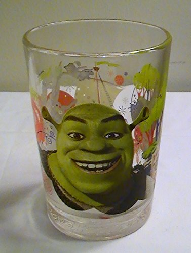 McDonald's 2007 Shrek the Third Collectible Glasses - - Glasses 2007