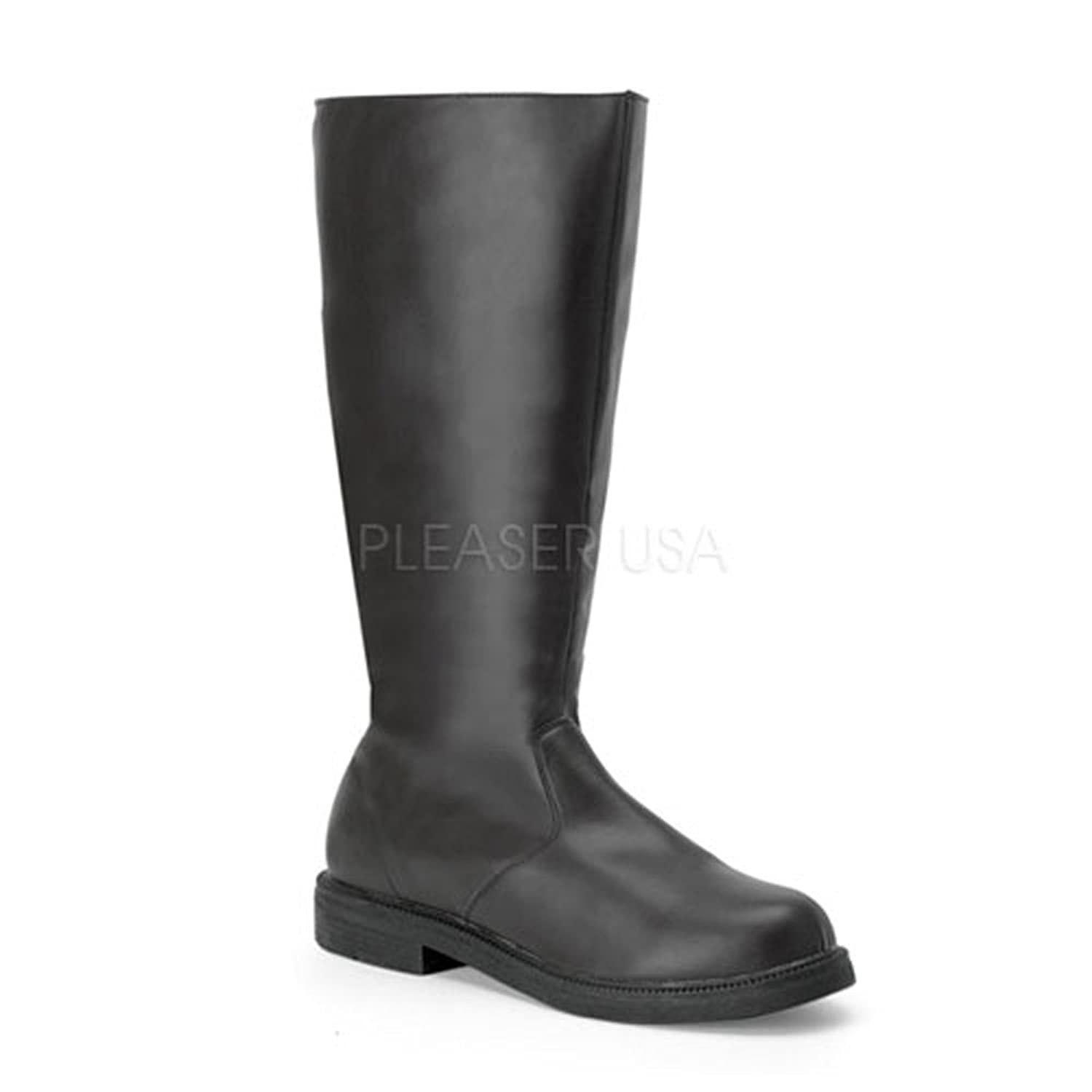 Amazon.com | Funtasma Jedi Warrior Boots Riding Boots Officer's ...