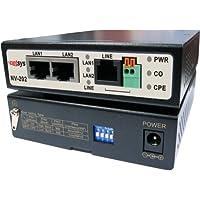 Netsys Kit NV-202EKIT HyperXtender ER Ethernet Extender