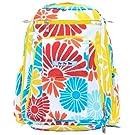 Ju-Ju-Be Be Right Back Backpack Diaper Bag, Flower Power