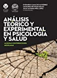 img - for An lisis te rico y experimental en psicolog a y salud (Spanish Edition) book / textbook / text book