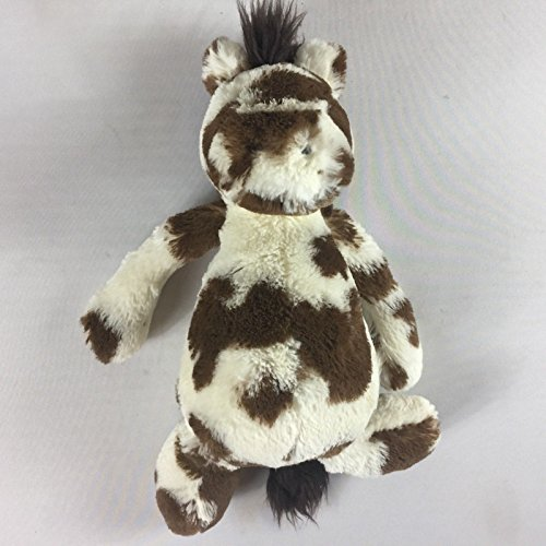 Jell Cat Spotted Horse Plush 13