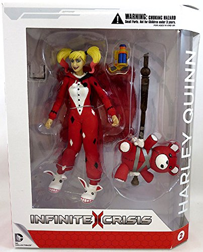 DC Collectibles Infinite Crisis: Pajama Party Harley Quinn Collector Action Figure