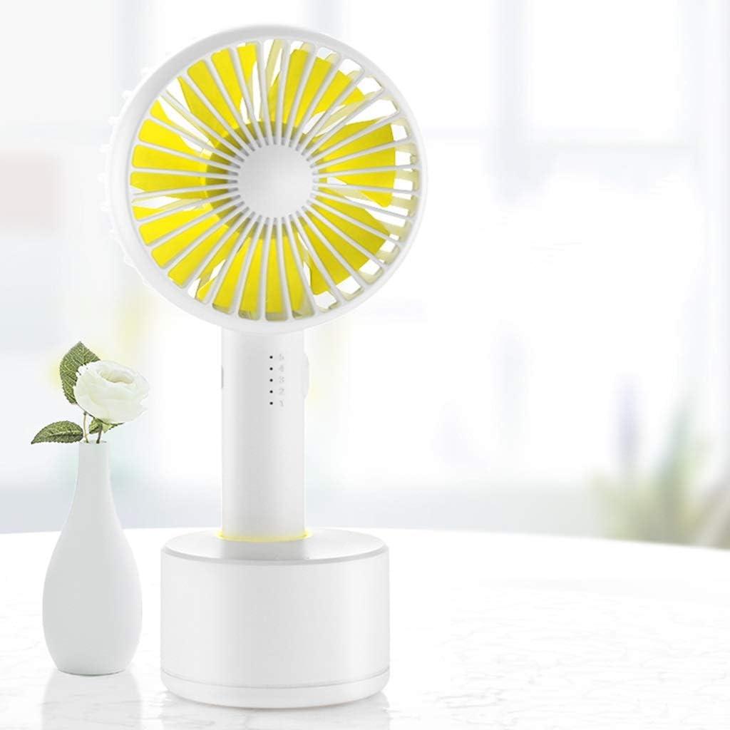 Djpcvb Mini Fan Small Fan Shaking Head Office Desktop USB Electric Desktop Fan with Small Electric Fan Mini Fan USB