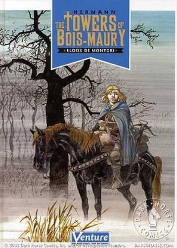 Towers of Bois-Maury Volume 2: Eloise de Montgri