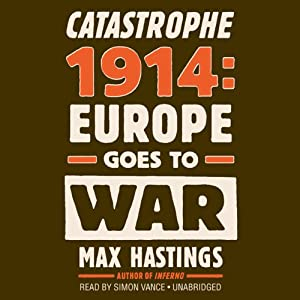Catastrophe 1914 Hörbuch
