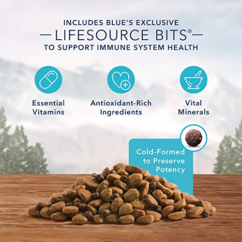 Blue Buffalo Wilderness High Protein Grain Free, Natural Adult Healthy Weight Dry Dog Food, Chicken 24-lb