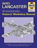 Lancaster Manual (New Ed) (Haynes Owner's Workshop Manual)