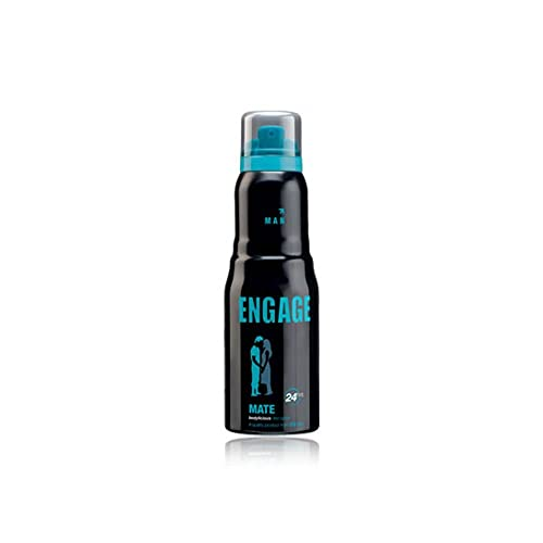 Engage Man Deodorant Mate, 150ml / 165ml (Weight May Vary)
