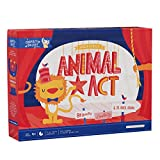 Buffalo Games 39505 Animal Act-A Silly Street Character-Builder Game