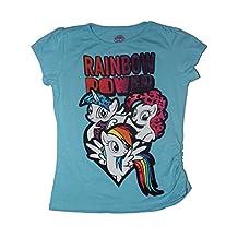 My Little Pony Rainbow Power Girls T-shirt 4-6x