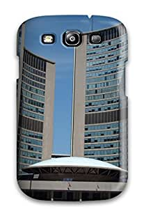 KIiAQuk3061UBpcl StephanieShaw Awesome Case Cover Compatible With Galaxy S3 - Toronto City