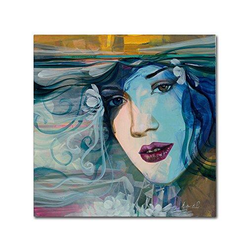 Celeste Artwork by Andrea, 35 x 35