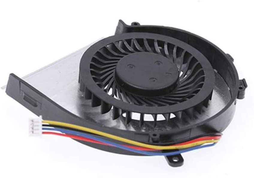 Gazechimp Replacement New Laptop CPU Cooling Fan for MSI GE62 //MS-16J2 //MS-16J1// MS-16J5 //MS-1792// MS-1795 //MS-1791