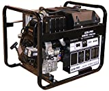 "Gillette Generators GPED-65EK  Gen-Pro Diesel, Heavy Duty Portable Generator-1 Phase, 6500 Maximum Wattage, 48"" x 48"" x 48"""