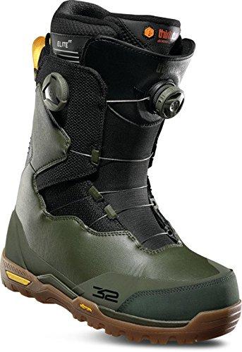 ThirtyTwo Focus Boa '18 Snowboard Boots, Black, 9.5