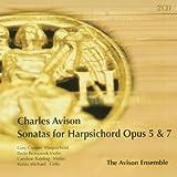 Sonatas for Harpsichord Opp. 5