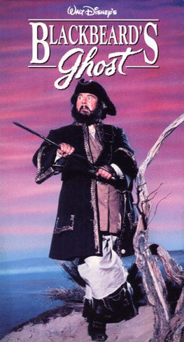 Walt Disney's Blackbeard's Ghost [VHS] (Tapes Vhs Sell)