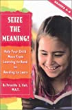 Seize the Meaning!, Priscilla Vail, 0743230523