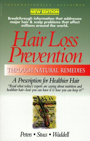 Hair Loss Prevention Through Natural Remedies: A Prescription for Healthier Hair
