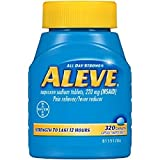 Aleve Naproxen Sodium Tablets (320 ct.)