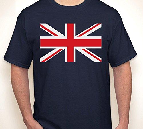(UNION JACK UNITED KINGDOM FLAG | T-shirt S-6XL)