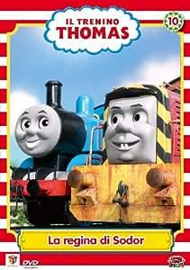 Il Trenino Thomas #10 - La Regina Di Sodor [Italia] [DVD]