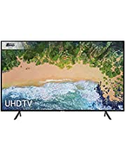 Samsung UE40NU7120 40-Inch 4K Ultra HD Certified HDR Smart TV - Charcoal Black (2018 Model) [Energy Class A]