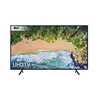 Samsung UE40NU7120 40-Inch 4K Ultra HD Certified HDR Smart TV - Charcoal Black (2018 Model) [Energy Class A]