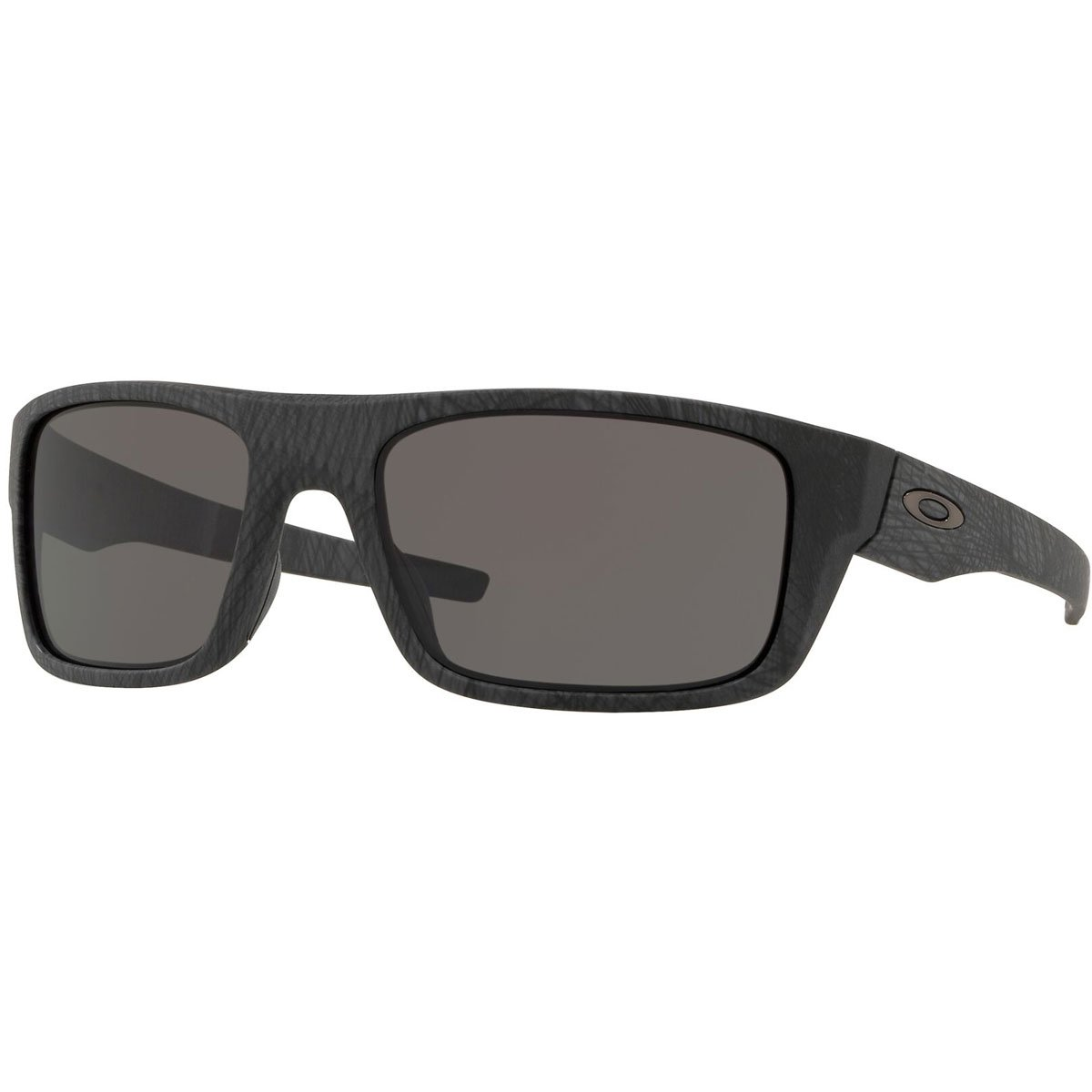Oakley Drop Point 936720 60 Gafas de sol, Gris (Aero Grimed Warm Grey), Hombre