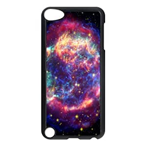 YCHZH Phone case Of Colorful Space Nebula Cover Case For Ipod Touch 5