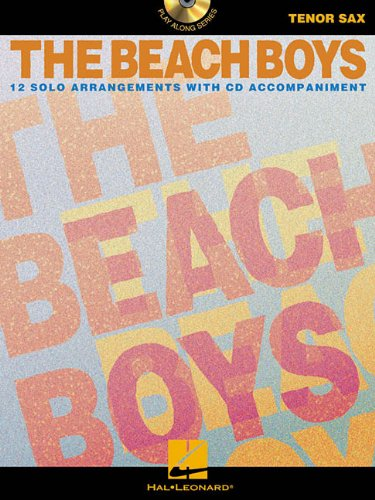 - The Beach Boys: The Beach Boys - Instrumental Play-Along Pack for Tenor Sax