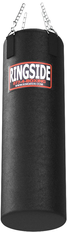 3FT Punching Bag Hanging Bag Unfilled with Swivel Chain and Standard Bracket