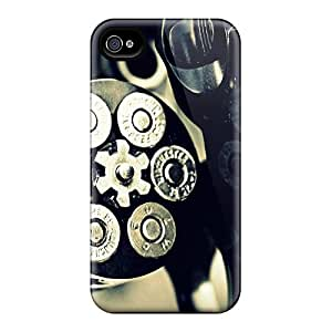 DanLuneau InX35270TNnJ Cases Covers Skin For Iphone 6 (6 Shots To Go)