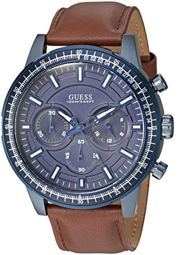 GUESS U0867G2 Sporty Stainless Chronograph
