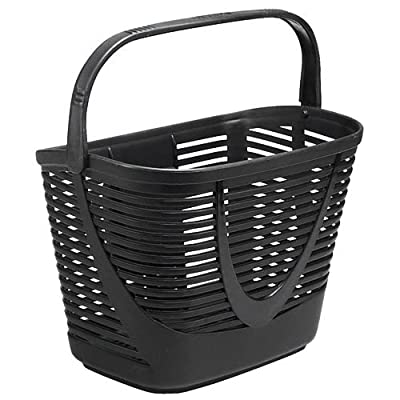 KLICKfix by Rixen & Kaul Lamello Mini basket - black : Biking Quick Releases : Sports & Outdoors