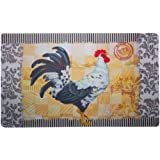 Mohawk Home Rooster Bergerac Doormat, 18 by 30-Inch