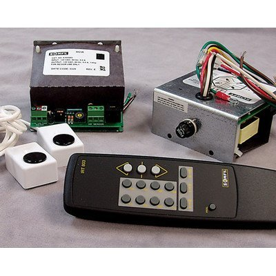 Wireless Control with L.V. Wall Switch for Access MultiView