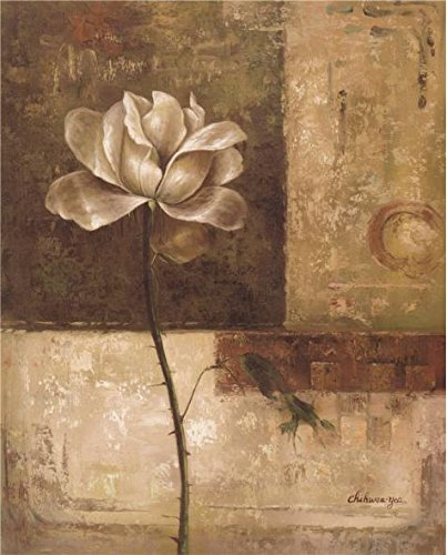 High Quality Polyster Canvas ,the Imitations Art DecorativeCanvas Prints Of Oil Painting 'Rose', 10x12 Inch / 25x32 Cm Is Best For Foyer Decoration And Home Decor And (Minions Costume Tutorial)