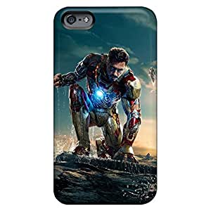 iphone 4 /4s Special mobile phone skins New Arrival Wonderful Shock Absorbing iron man 3 new