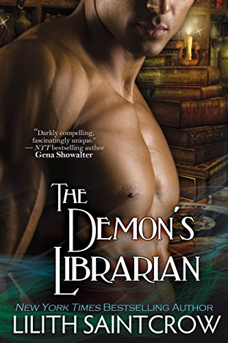 Demons are preying on schoolchildren, so Francesca does what any red-blooded librarian would do—she does some research and goes hunting…  NYT bestselling author Lilith Saintcrow's The Demon's Librarian  *Paranormal romance at it's finest*