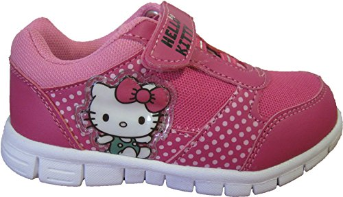 Baskets roses Hello Kitty pour filles