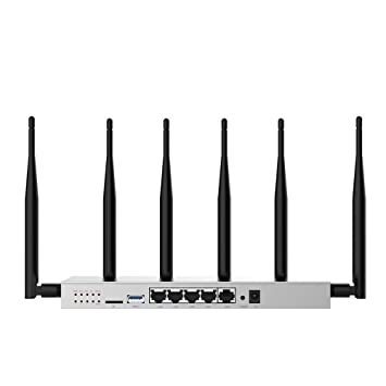 Liutao-Routers Router 3G 4G con la Tarjeta SIM del módem Ranura ...
