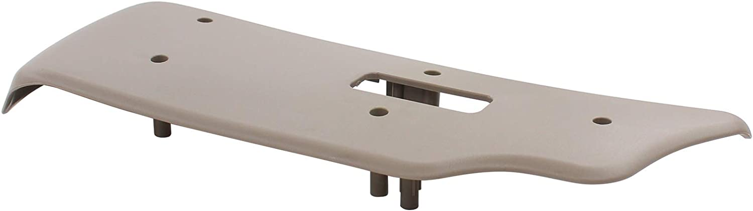 NewYall Tan Front Left Power Seat Adjuster Switch Bezel Cover